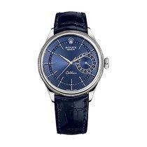 Rolex Cellini Date Blue (NEW)