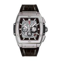 Hublot Spirit of Big Bang 45mm Automatic Titanium Mens Watch...