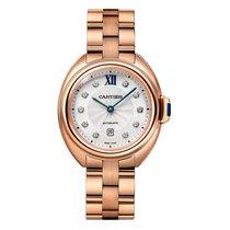 Cartier Cle  Ladies Watch Ref WJCL0034