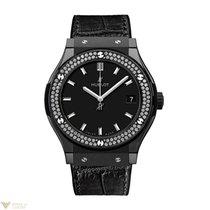 Hublot Classic Fusion 33 MM Quartz Ceramic Women's Watch