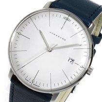 Junghans ユンハンス マックスビル クオーツ メンズ 腕時計 041446400 ホワイト