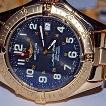 Breitling Superocean 18K Solid Gold Limited Edition To 100...