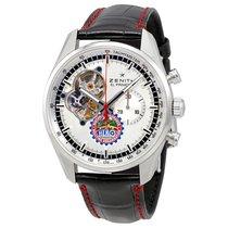 Zenith El Primero Chronograph Automatic Mens Watch 03.20410.40...
