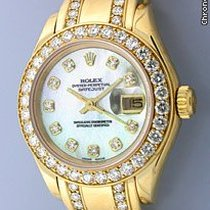 "Rolex Diamond ""Pearlmaster""."