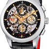 Perrelet Chronograph Skeleton GMT