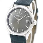 Eterna-Matic Chronometer 950 Platinum Ref-8424.78 Bj-2013 Box...