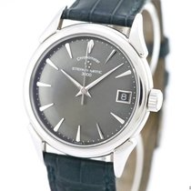 Eterna-Matic Chronometer 950 Platinum Ref-8424.78 Bj-2013 Box...