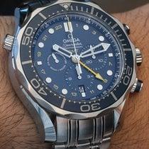 Omega Diver Seamaster 300M GMT Chrono, Ref. 212.30.44.52.03.001