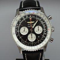 Breitling Navitimer 01 -46 mm - mit Krokolederband und...