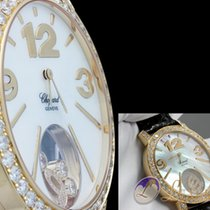 Chopard Happy Diamonds - Happy Time 18kt Gelbgold mit Diamantb...