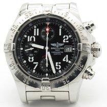 Breitling Avenger Skyland A13380 Black Dial Chronograph 44mm...