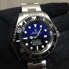 Rolex Deepsea Stainless Black and Blue