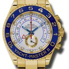 Rolex 18KT Yellow Gold Yachtmaster