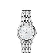 Omega 42410246005001 De Ville Prestige Quartz Ladies Watch