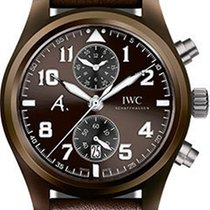 IWC Pilots Watch Chronograph Edition The Last Flight IW388004