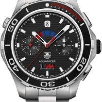TAG Heuer Men's CAK211B.BA0833 Aquaracer Countdown Watch