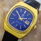 Omega Seamaster Automatic Gold-plated Watch C1970s Eb116