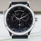 Jaeger-LeCoultre Master Geographic SS Black