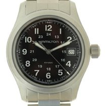 Hamilton khaki field XL quartz art. ha34t