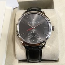 H.Moser & Cie. endeavour dual time