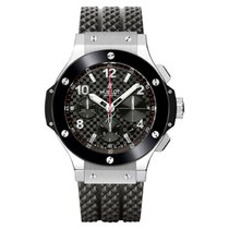 Hublot Big Bang  41mm Automatic Stainless Steel Mens Watch Ref...