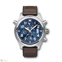 IWC Pilot's Watch Double Chronograph Edition Le Voyage du...