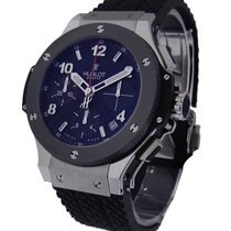 Hublot 342.SB.131.RX Big Bang 41mm - Steel-Black Ceramic on...