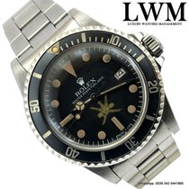 Rolex Sea Dweller 1665 by Sultanate of Oman very rare Full Set...