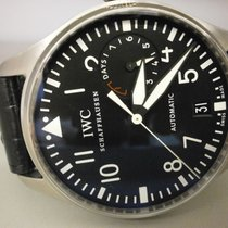 IWC Big Pilot 5004 S/s 46.2 Mm 7 Day Power Reserve Auto Watch