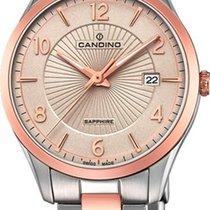 Candino Classic Timeless C4610/2 Damenarmbanduhr Swiss Made