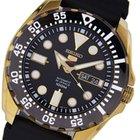 精工 (Seiko) SRP608J1 MM Gold Tone Sport 5 100M Diver