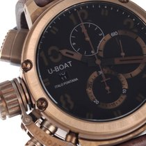 U-Boat 7474 Chimera Chrono Bronze 46mm 10ATM Limited x/300