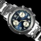 Hermès Ladies Clipper Chronograph Quartz Watch - Stainless Steel