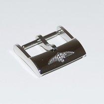Breitling Dornschließe Stahl 18 mm