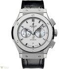 Hublot Classic Fusion Chronograph Titanium Opalin Men's Watch