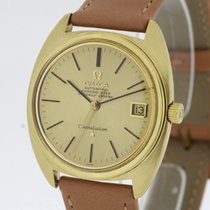 Omega Constellation Chronometer solid 18K Gold 168.009 Cal....
