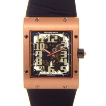 Richard Mille RM016RG Extra Flat Rose Gold Mens