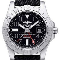 Breitling Avenger II GMT Military A3239011.BC34.103W.A20BA.1