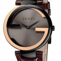 Gucci Interlocking G Women's Watch YA133304