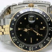 Rolex Oyster Perpetual GMT Master St/GG Nipple Dial