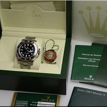 Rolex Oyster Perpetual GMT-Master II Ref. 116710LN  Komplett
