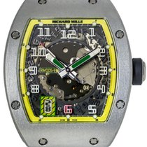 Richard Mille RM 005 Felipe Massa Titanium AE Ti