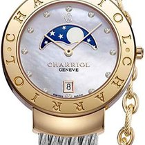 Charriol St Tropez Moonphase ST35CY.560.009