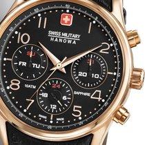 Swiss Military Hanowa 06-4278.09.007 Navalus Herren 44mm 10ATM