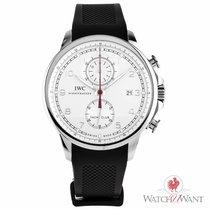 IWC Portuguese Yacht Club Chronograph