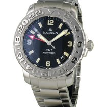 Blancpain Fifty Fathoms Gmt