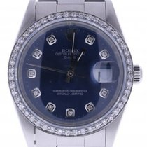 Rolex Date 34mm Automatic-self-wind Unisex-child Watch 15210