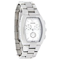 Concord La Scala Mens Swiss Quartz Chronograph Watch 0311033