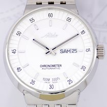 Mido All Dial DayDate White Dial Edelstahl Automatik Chronomet...