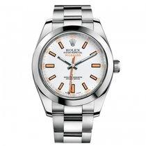 Rolex Milgauss 40mm Stainless Steel 116400 Mens Watch